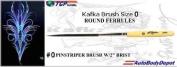 Pinstriping/Pinstripe Brush #0 STEVE KAFKA Airbrush/Air
