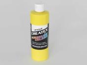 1 PT (470ml) of Createx Opaque Yellow #5204-PT CREATEX AIRBRUSH colours Hobby Craft Art PAINT