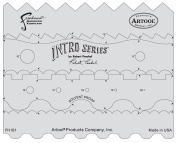 Artool Freehand Airbrush Templates, Intro Series Template Set