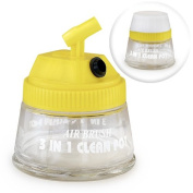 Airbrush 3-in-1 Cleaning Pot Wash Station