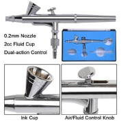 Dual Action Airbrush