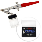 Premium Single-action 22cc Syphon-feed Airbrush Set - 0.8mm