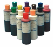 Kroma Kolors Airbrush Colours 120ml Set - 11 Colours plus 1 Airbrush Cleaner