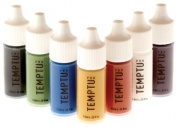 TEMPTU PRO 7 Colour Aqua Airbrush Makeup Adjuster Starter Set in 30ml Bottles