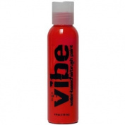 120ml Orange Vibe Face Paint Water Based Airbrush Makeup