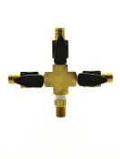 Iwata Airbrush Parts three-way valve assembly