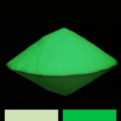 Green Glow in the Dark Pigment Powder - 60ml
