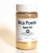 Sepp Leaf Mica Powder Majestic Gold 100ml Bottle