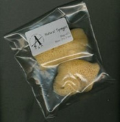 Natural Sponges - Bag of Two - Large