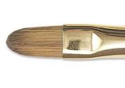 """""""Sienna"""" Brush- Filbert #4"""