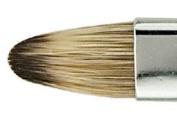 Vermeer Classic Mongoose Brush Filbert 2