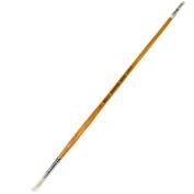 Escoda Clasico Chungking White Bristle Long Handle Brush Long Filbert 5030-1