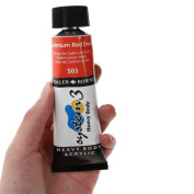 Daler Rowney System 3 Heavy Body 75ml Cadmium Red (Hue)