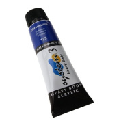 Daler-Rowney System 3 Heavy Body Acrylic 75 ml Tube - Ultramarine