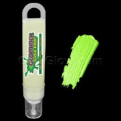 Glominex Invisible Day Glow in the Dark Paint - 30ml Tube - Green