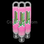 Glominex Glow in the Dark Paint - 30ml Tube - Pink