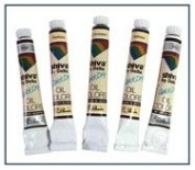 10ml Assorted Colour Artist's Oil Paints PKG