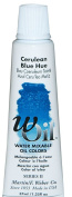 wOil 37ml Water Mixable Oil Colour, Cerulean Blue Hue