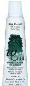 wOil 37ml Water Mixable Oil Colour, Sap Green
