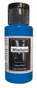 Badger Air-Brush Company, 60ml Bottle Minitaire Airbrush Ready, Water Based Acrylic Paint, Ghost Tint