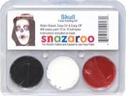 SKULL THEME PACK Snazaroo Face Paint Theme Set