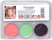 PRINCESS THEME PACK Snazaroo Face Paint Theme Set