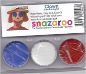 CLOWN THEME PACK Snazaroo Face Paint Theme Set
