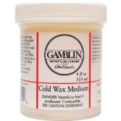 Gamblin Cold Wax Oil Painting Medium 120ml jar