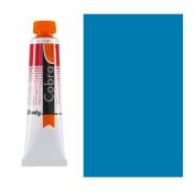Cobra Study W/M Oil 40Ml Cerulean Blue Pht