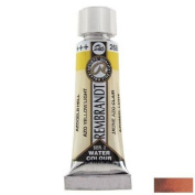 Rembrandt Watercolour Tube 5ml PERMENANT MADDER BROWN (324) Series 2
