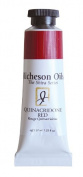 Jack Richeson Artist Oil Colours, 37ml, Quinacridone Red