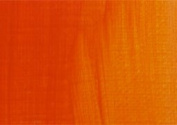 RAS Tempera Paint for Kids 950ml Bottle - Cadmium Orange Hue