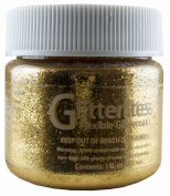 Springfield Leather Company Desert Gold Leather Glitter Paint
