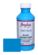 Angelus Acrylic Leather Paint-120ml-Light Blue