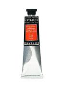 Sennelier Extra-Fine Artist Acryliques Chinese orange 645 60 ml