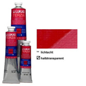 LUKAS Terzia Oil Colour 200 ml Tube - Cadmium Red Hue
