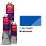 LUKAS Terzia Oil Colour 200 ml Tube - Cyan Blue