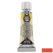 Rembrandt Watercolour Tube 5ml CADMIUM RED LIGHT (303) Series 3