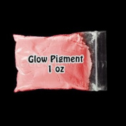 GlominexTM Glow Pigment 30ml - Red Glow in the Dark