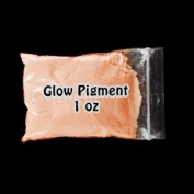 GlominexTM Glow Pigment 30ml - Orange Glow in the Dark