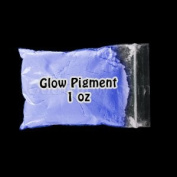 GlominexTM Glow Pigment 30ml - Blue Glow in the Dark