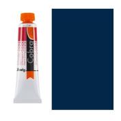 Cobra Study W/M Oil 40Ml Prussian Blue