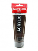 Amsterdam Standard Series Acrylic Paint burnt umber 250 ml
