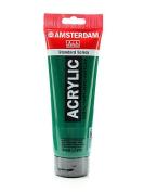 Amsterdam Standard Series Acrylic Paint permanent green deep 250 ml