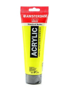 Amsterdam Standard Series Acrylic Paint primary yellow 250 ml