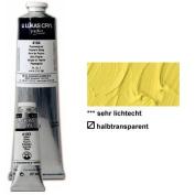 LUKAS CRYL Pastos 200 ml Tube - Lemon Yellow