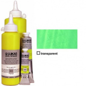 LUKAS CRYL Studio 250 ml Bottle - Fluorescent Green