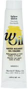 wOil 150ml Water Mixable Oil Colour, Yellow Ochre