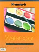 Premiere Watercolour Paper Artist Pad 23cm x 30cm Acid Free Medium Weight Cold Press