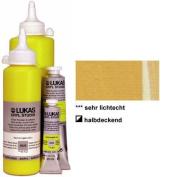 LUKAS CRYL Studio 500 ml Bottle - Naples Yellow
